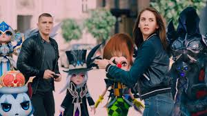 nissan commercial actress dave franco u0026 alison brie team up in summoners war commercial