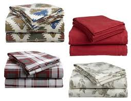 flannel sheets for a warm and cozy sleep mybedmybath