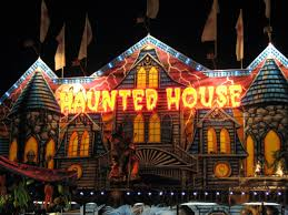 haunted house art carnival google search absolutely