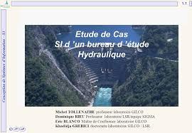bureau d udes hydraulique etude de cas si d un bureau d étude hydraulique ppt télécharger
