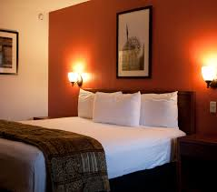 Single Hotel Bedroom Design Route 66 Hotel Standard Room Route 66 Hotel And Conference Center