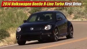 volkswagen bug 2016 black 2014 volkswagen beetle r line turbo first drive youtube