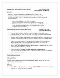 It Security Analyst Resume Sample by Wasib Resume Information Security