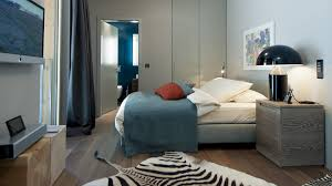 Modern Home Design Bedroom by Modern House Design In Switzerland Filled With Trendy Colors