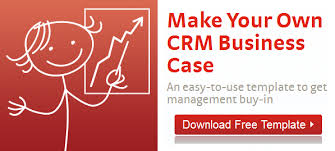 nieuws crm business case download free powerpoint template