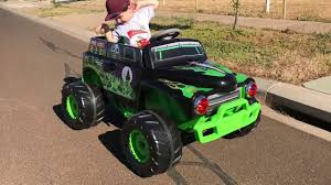 grave digger 30th anniversary monster truck toy grave digger ride on monster truck youtube