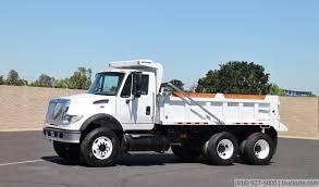 international trucks 2003 international 7600 8 10 yard dump truck for sale youtube