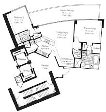 Beach House Floor Plan by Beach House Plans With Elevator Ideasidea