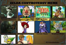 Legend Of Zelda Memes - legend of zelda controversy meme by rlinksoul on deviantart