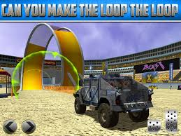 monster truck nitro 3 3d monster truck parking game android apps on google play