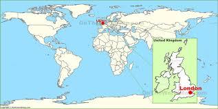 Orlando Crime Map by London On World Map London World Map England