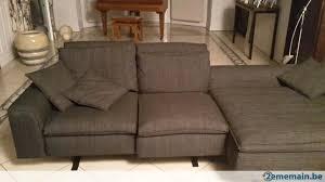 gaverzicht canapé canape en coin tissu gaverzicht neuf prix à discuter a vendre