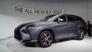 lexus christmas 2018 lexus rx l suv delivers long needed three row capability