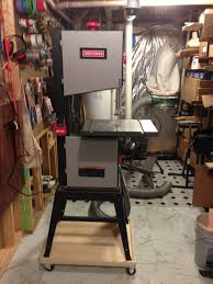 14 Band Saw Review Fine Woodworking by Review Craftsman 14