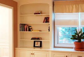 Bookcase In Wall Gallery Custom Furniture Cabinets Kitchen Cabinets