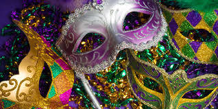 mardi gras masks and mardi gras st s day party makers