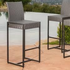 patio bar stools you u0027ll love wayfair