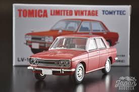 nissan datsun old model datsun tomica limited vintage japan booster