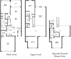Palm Harbor Floor Plans by Tarpon Ridge New Townhomes In Palm Harbor Fl