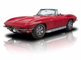 cheap corvette stingray for sale chevrolet corvette stingray for sale on classiccars com