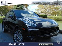 porsche cayenne blacked out 2018 porsche cayenne in dublin oh united states for sale on