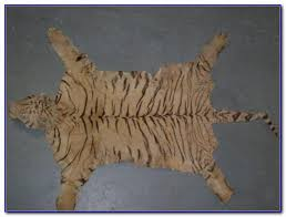 tiger skin rug meaning rugs home design ideas 5er42mp7w3