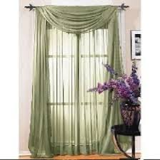 Sheer Scarf Valance Window Treatments Sheer Scarf Window Treatments Curtains Drape Valances 63