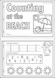 Skip Counting By Fives Worksheets Summer Review Literacy Worksheets Math Literacy And Literacy