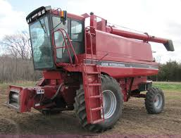 1994 case ih 1644 axle flow combine item 8727 sold apri