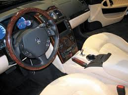 maserati interior file maserati quattroporte exec gt interior at 2006 chicago auto