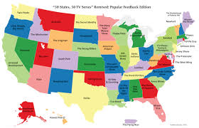 america map 25 maps that describe america mental floss