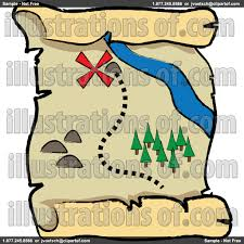 Treasure Map Blank by Pirate Treasure Map Clipart Clipart Panda Free Clipart Images