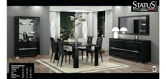 dining room set modern black lacquer dining room table lacquer dining room set black