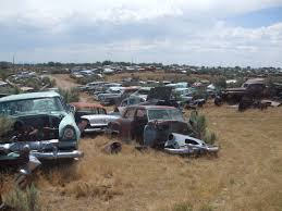 Vintage Ford Truck Junk Yards - mopar parts page