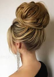 bridal hair bun wedding hair bun for eye catching look hairstyles