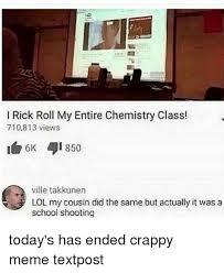 Rick Roll Memes - 25 best memes about rick roll meme rick roll memes