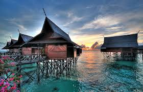 Maldives Cottages On Water by 3 Affordable Over Water Bungalow Beach Hut Resorts In Malaysia
