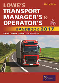 a study manual of professional competence in road haulage a