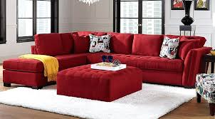 red and black living room set red gray black living room modern black and red sofa set red gray