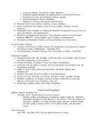 Entry Level Sas Programmer Resume Kronos Programmer Resume Kronos Programmer Resume Example