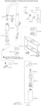 american standard kitchen faucet repair parts american standard kitchen faucet parts for 51 american standard