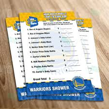 price is right baby shower sports invites golden state warriors price is right baby