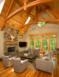 a frame home interiors best 25 timber frame home plans ideas on luxury log