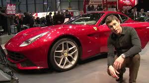 Ferrari F12 2012 - geneva 2012 ferrari f12 berlinetta auto express youtube