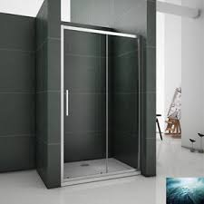Sliding Shower Screen Doors Nano Glass Sliding Shower Screen Door Enclosure Cubicle Tray Free