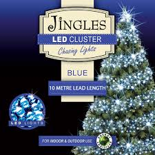Led Cluster Lights Jingles Led Multi Function Christmas Tree Cluster Lights For