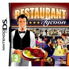 jeux restaurant cuisine restaurant tycoon sur ds tous les jeux vidéo ds sont chez micromania