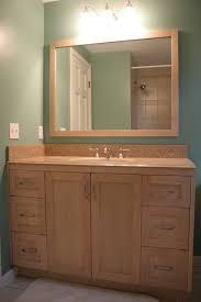 kitchen cabinets bathroom vanity for maple bathroom cabinet