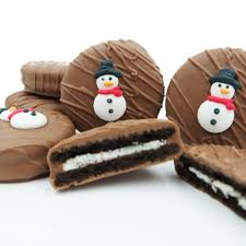 where to buy chocolate covered oreos chocolate dipped oreo cookies decorated for christmas
