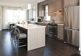ilot central de cuisine ilot cuisine table avec cuisine moderne idees nz idees et cuisine